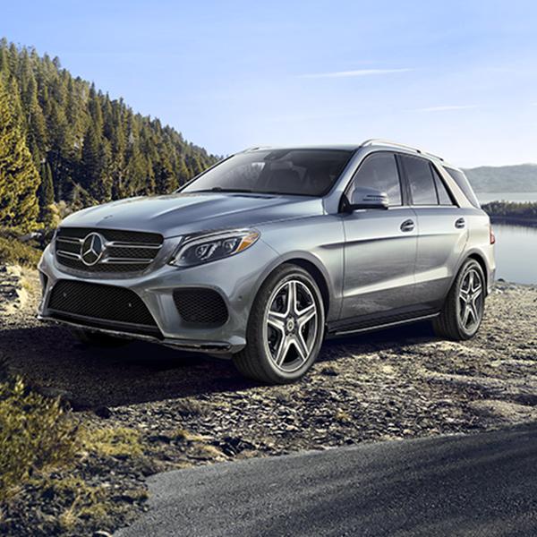 2018 Mercedes-Benz GLE-400