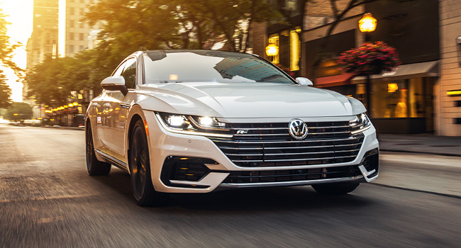 The All-New Volkswagen Arteon