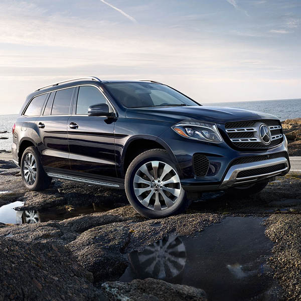 2019 Mercedes-Benz GLS 450