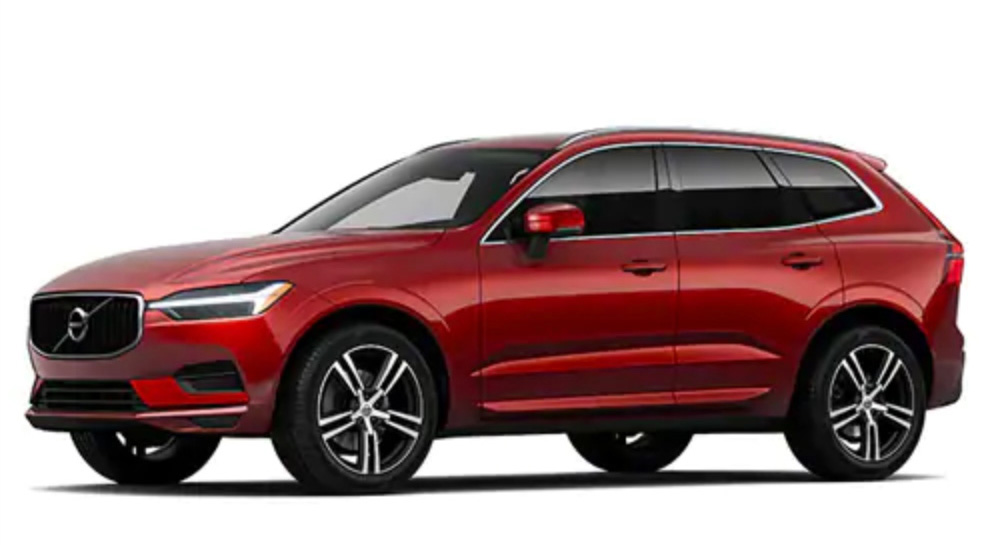 2019 Volvo XC60 For Lease