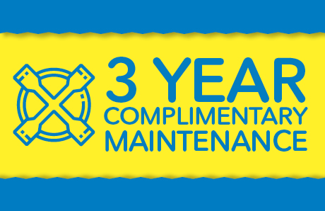 3 Year Comp Maintenance