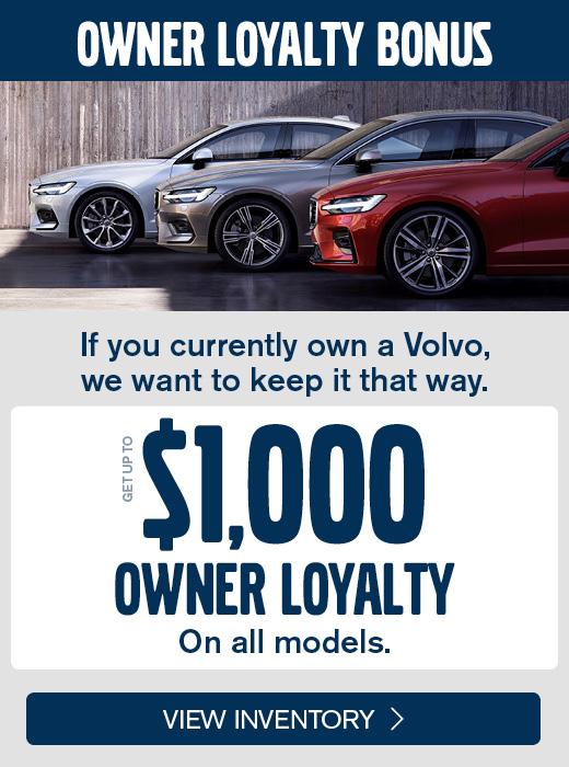 Owner Loyalty Bonus