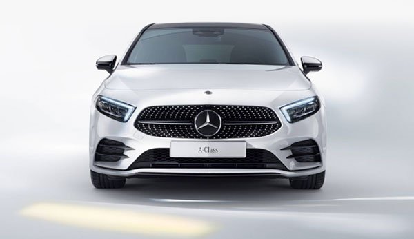 The All-New Mercedes-Benz A-Class