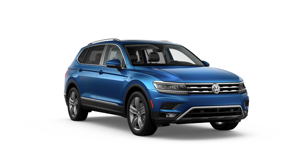 2019 Tiguan Long Wheelbase S