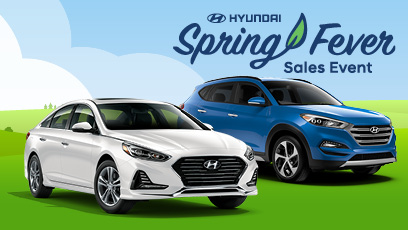 Featured Lease Offer - 2019 Hyundai Tucson or Sonata